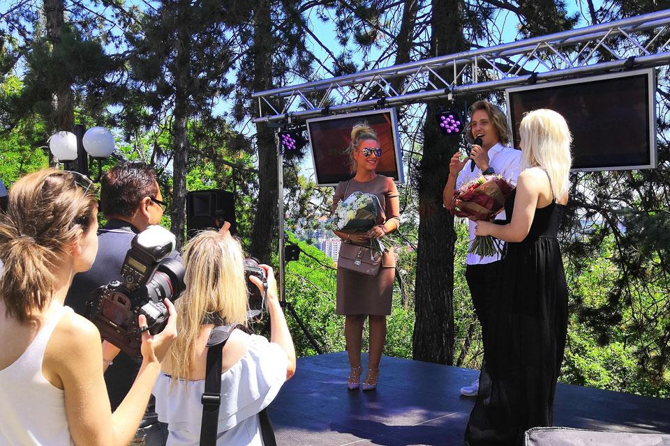 Bonteque event - Tisková konference