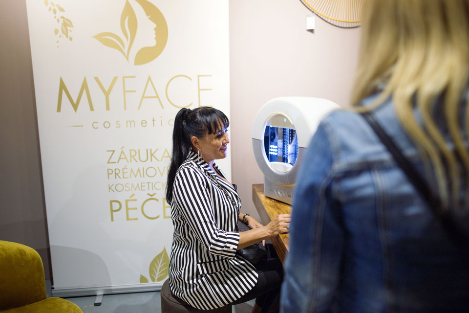 Bonteque event - Workshop My Face