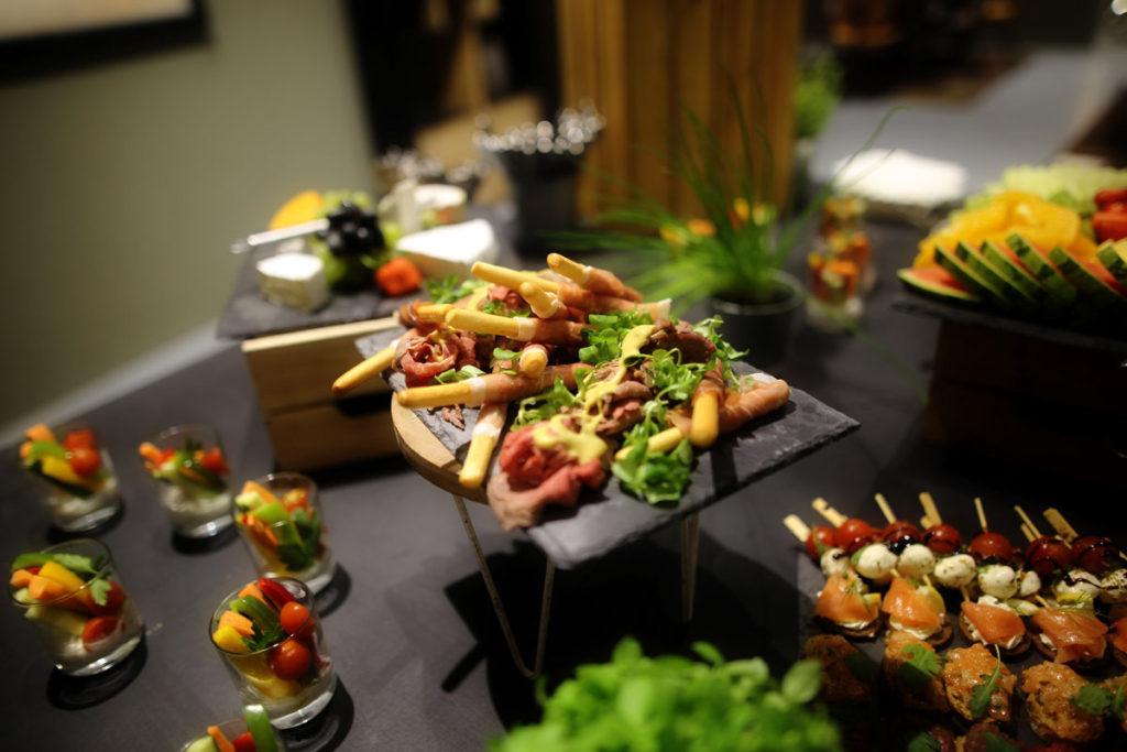 Event Praha Catering Bonteque